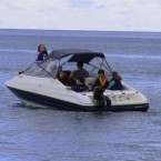 Bayliner Speedboat: This is our most recent...