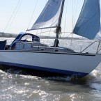 Trident 24: Our first boat was a Trident 24....