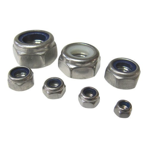 Nyloc Nuts Stainless Steel A4-Marine Grade (316) M3 M4 M5 M6 M8 M10 M12 image #