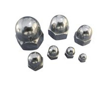 Dome Nuts Stainless Steel A4-Marine Grade (316) M3 M4 M5 M6 M8 M10 M12