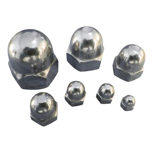 Dome Nuts Stainless Steel A4-Marine Grade (316) M3 M4 M5 M6 M8 M10 M12 image #