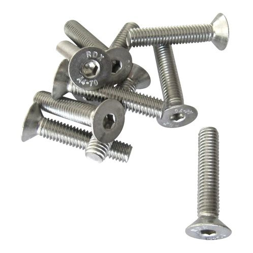 Stainless Steel Countersunk Socket Set Screws image #