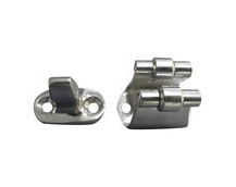Stainless Steel A4 (316) Door Holder, Marine & Sailing, Door, Locker, Cabinet, 34mm