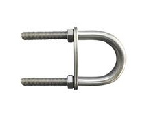 Marine-Grade A4 Stainless Steel U-bolts