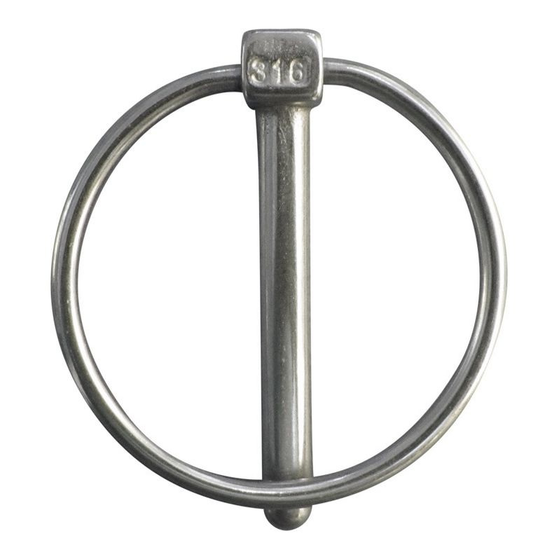 marine cotter pins split pins clevis pins boat fittings