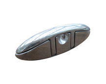 Folding Boat Deck Cleat, Stainless Steel