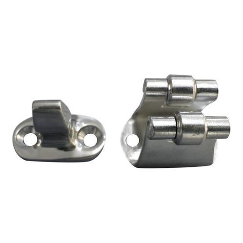 Stainless Steel A4 (316) Door Holder, Marine & Sailing, Door, Locker, Cabinet, 34mm image #1