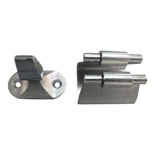 Stainless Steel A4 (316) Door Holder, Marine & Sailing, Door, Locker, Cabinet, 42mm image #1