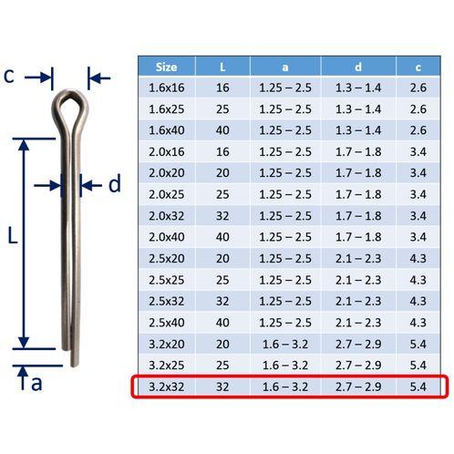 Split Pins / Split Cotter Pins image #15