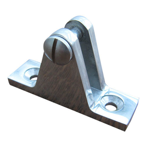 Stainless Steel Deck Hinge For Spray Hoods & Canopies etc  image #