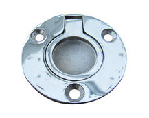 Hatch Lifting Ring / Floor Lifting Ring, Round, Stainless Steel