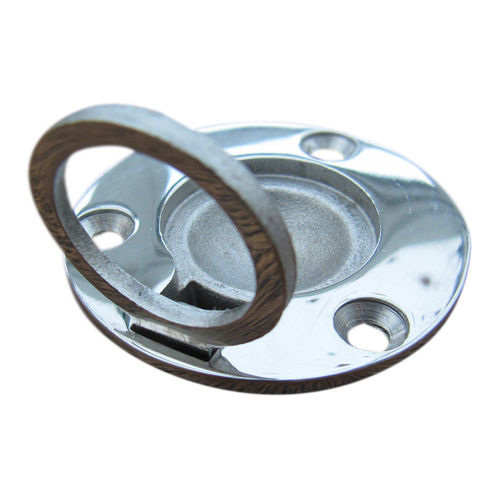 Hatch Lifting Ring / Floor Lifting Ring, Round, Stainless Steel image #
