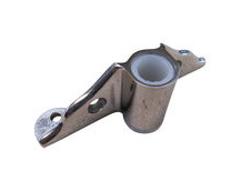 Oarlock / Rowlock Socket, In Stainless Steel (Pair)
