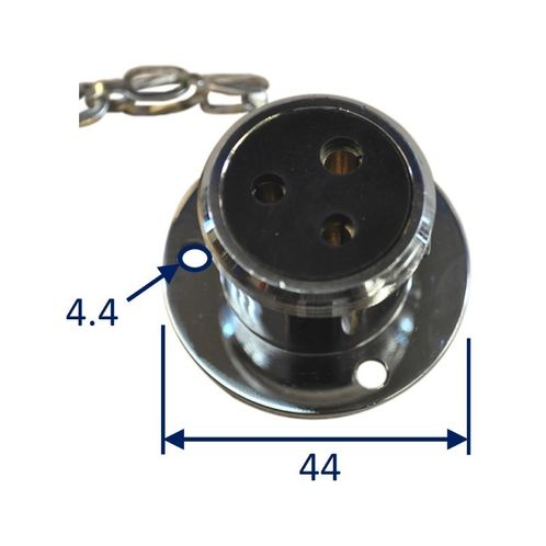Boat Waterproof Electrical Connector, 5A 2-Pole & 3-Pole image #2