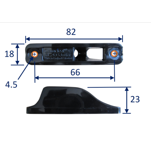 Fairlead Cleat (CL203) image #