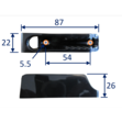 Fairlead Cam Cleat (CL231) image #2