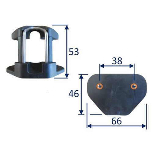Fairlead for 38mm Cam Cleats image #