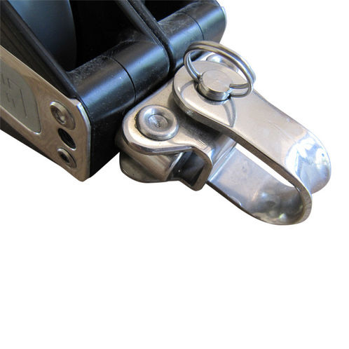 Double Pulley Block image #