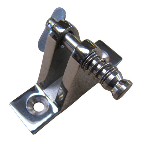 Deck Hinge With Removable Pin For Spray Hoods & Canopies image #