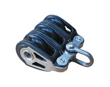 Holt Triple Pulley Block, Sailing / Marine Use, With Ball Bearings