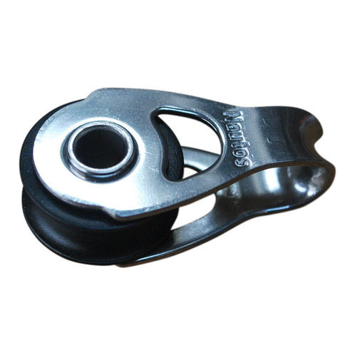 Small fixed pulley block with 20mm sheath, and roller bearings image #