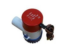Bilge Pump, 750 Gallons Per Hour, 12V, Submersible