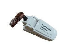Bilge Pump Float Switch, 20A Rating (Mercury Free)