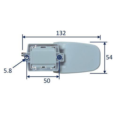 bilge pump float switch dimensions
