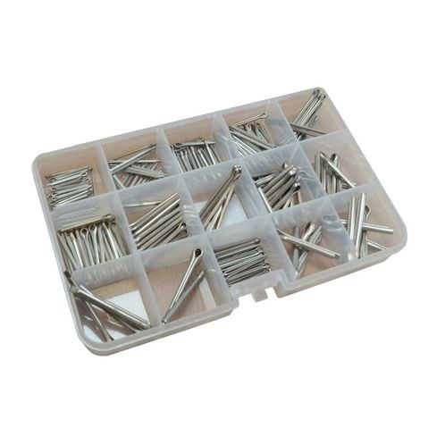 Kit Box Of 316 Stainless Steel Split Pins: Smaller Sizes image #