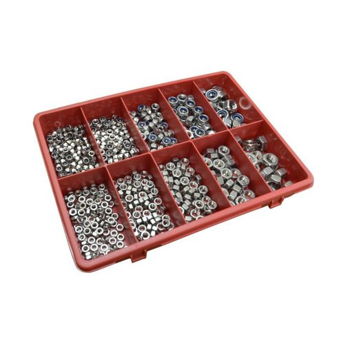 Kit Box Of 316 Stainless Steel Nuts image #