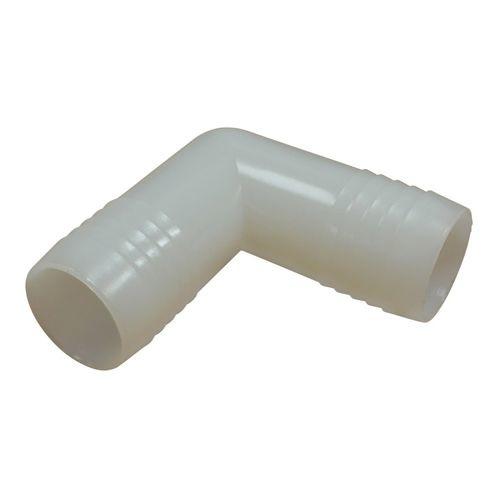 Plastic elbow fitting