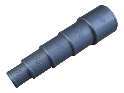 Universal Pipe / Hose Reducer Adaptor 31mm To 58mm In Stepped Increments image #1