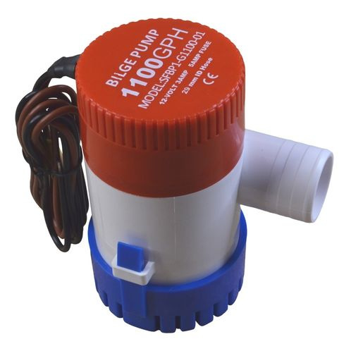 1100 GPH Bilge Pump
