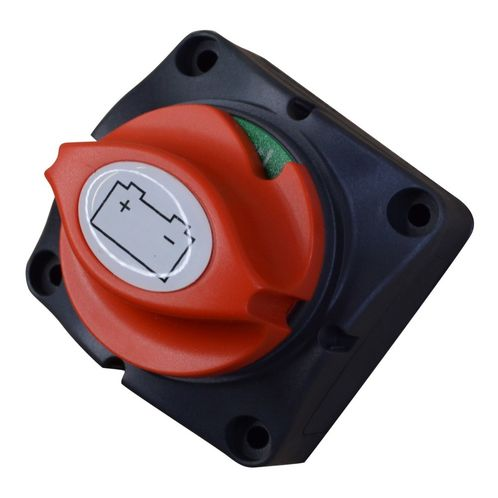 Marine master battery switch, 12V-48V, 275A Continuous image #1