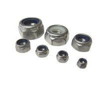 Nyloc Nuts Stainless Steel A4-Marine Grade (316) M3 M4 M5 M6 M8 M10 M12