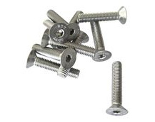 Stainless Steel Countersunk Socket Set Screws