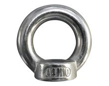 Lifting Eye Nuts Stainless Steel A4 Marine-Grade (316)