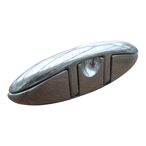 product image for Folding Boat Deck Cleat, Stainless Steel