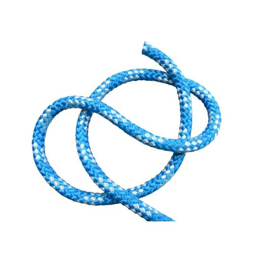 product image for Sailing Rope / Boat Rope, Polyester Braided Blue & White