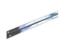 Stainless Steel Continuous Hinge / Piano Hinge, (sold by the metre) Up To 2m Continuous Length