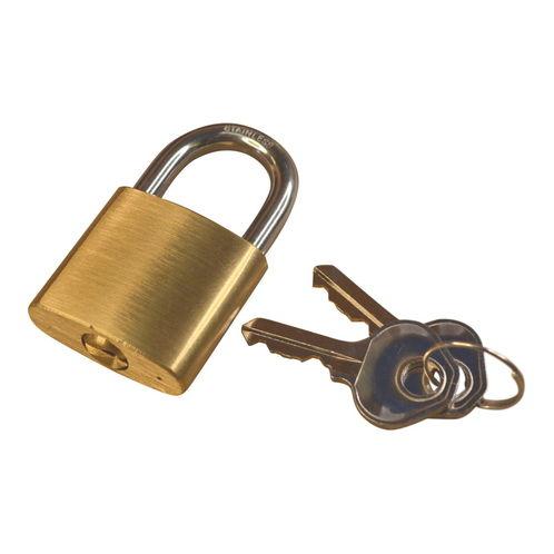 product image for Marine Padlock / Boat Padlock / Brass & Stainless Padlock
