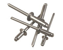 316 Stainless Steel Pop Rivet In A4 Stainless Steel Rivet For Marine / Sailing Boat Blind Fixings